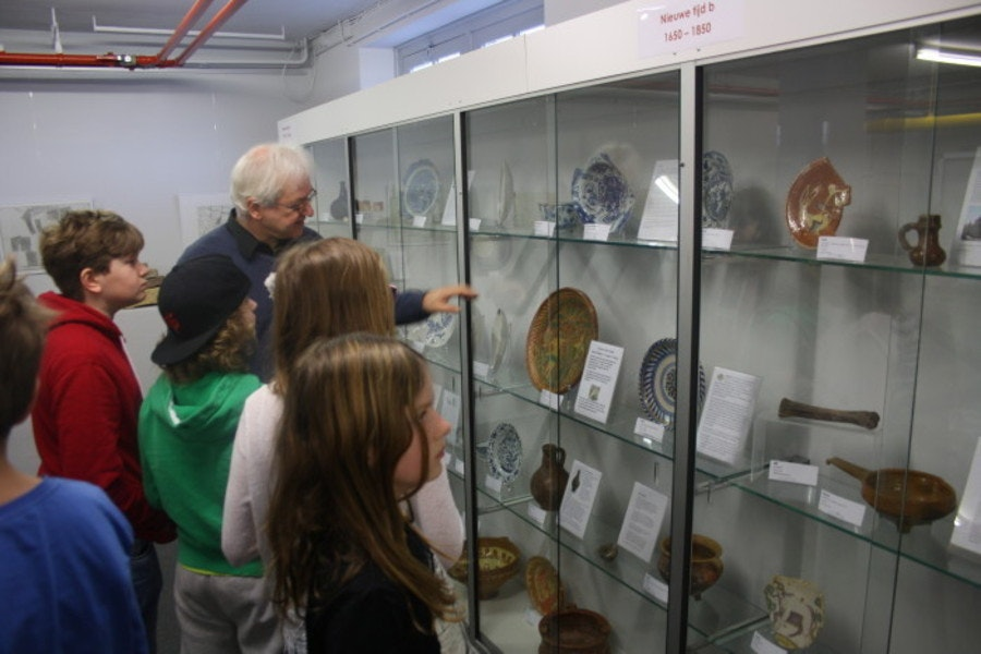 Workshop archeologie